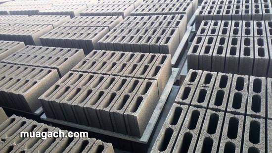 Nhà máy sản xuất gạch block xây tường kho gạch block