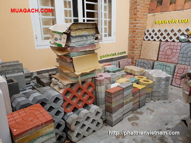Một số mẫu gạch việt công ty phát triển việt nam. Gạch các loại http://gachviet.com