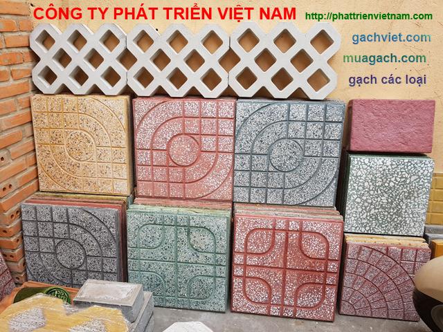 gạch việt công ty phát triển việt nam, gạch các loại http://gachviet.com